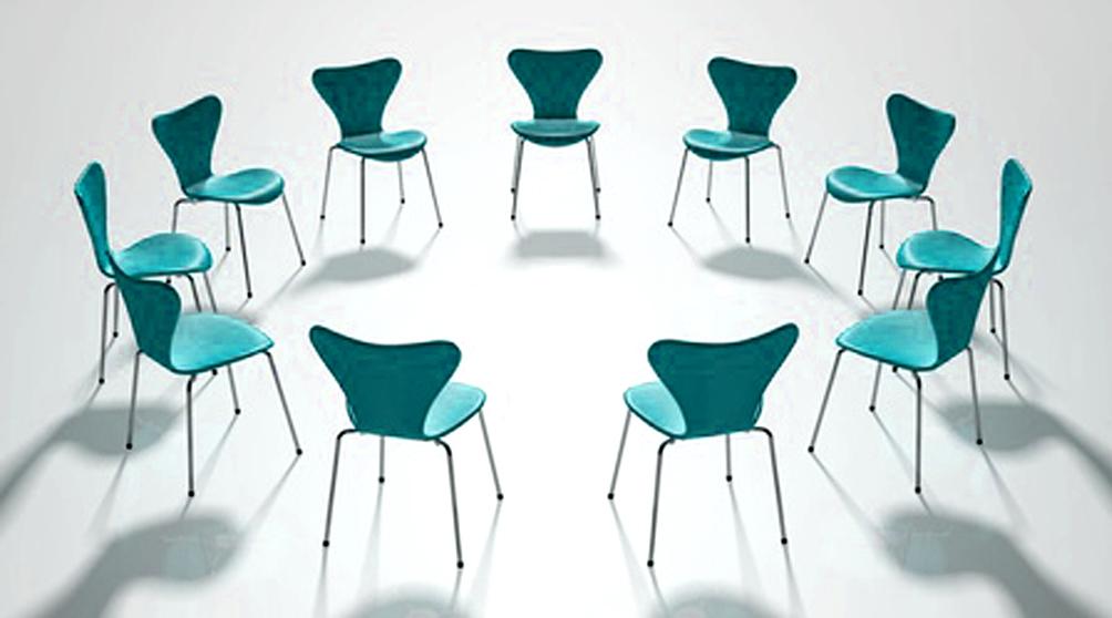 "Terapia de Grupo: ""Terapia y Experiencia creativa"" - Afart"