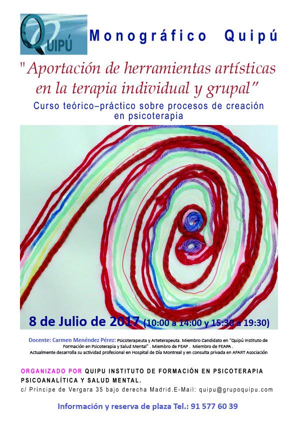cartel quipú julio 2017